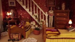 Dollhouse Miniatures Room By Room Overview