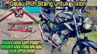 Rekomendasi Stang Ninja R Untuk Yamahan Vixion