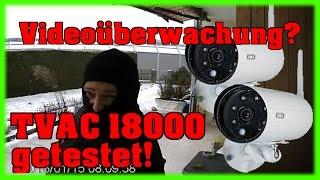Abus TVAC18000 - Test der Video-Anlage zum Selbstinstallieren
