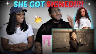 "Danielle Bregoli is BHAD BHABIE ""Hi Bich / Whachu Know"" (Official Music Video) REACTION!!!"