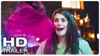SOLOS Official Trailer #1 (NEW 2021) Anne Hathaway, Morgan Freeman Series HD