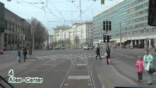 Straßenbahn Magdeburg linia 4