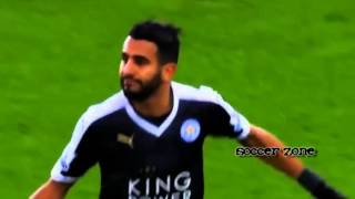 Leicester City Champions  All Goals 2015/16 HD