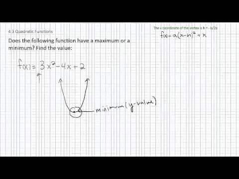 Graphing Quadratic Functions p5
