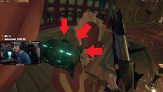 SUMMIT1G LONGEST ATHENA CHEST STEAL!! Sea Of Thieves Gameplay (29th of December)