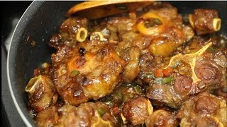 The Best Oxtail Stew | AVARESE KITCHEN
