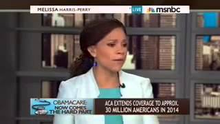 Gwen Moore Discusses the 3rd Anniversary of the ACA on Melissa Harris Perry Part 2