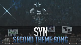 Syn Second Theme song The Animal In Me - Your time is done