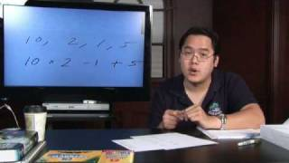 Math Help : How to Play the 24 Game in Math