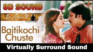 Maate Vinadhuga   8D Audio Song   Taxiwaala   Vijay