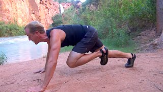 Martial Arts WORKOUT - Amazing 5 Minute Full Body Fitness! by Kung Fu & Tai Chi Center w/ Jake Mace