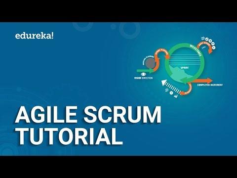 Agile Scrum Tutorial | Agile Scrum Master Training |Edureka