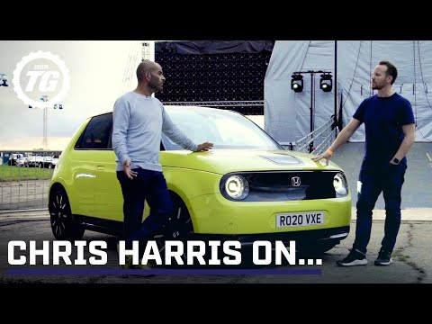 Chris Harris on… the Honda E: Does £26,000 for 130 mile range make sense? | Top Gear