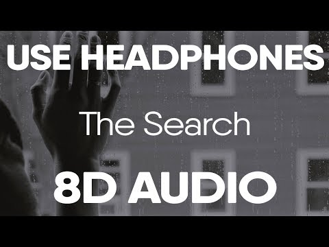 NF - The Search (8D AUDIO)