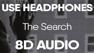 NF   The Search (8D AUDIO)