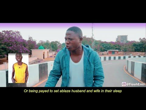 Fresh Emir - A Yau Episode 04 (Zaman Banza) Official Hausa HipHop Video