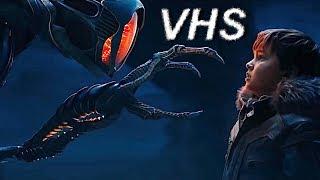 Затерянные в космосе (2018) - сезон 1 - русский трейлер - VHSник