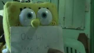 Spongebob does one last look of chicosci