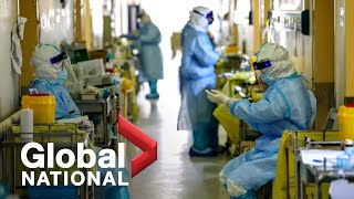 Global National: March 27, 2020 | Canadian government lends helping hand to businesses