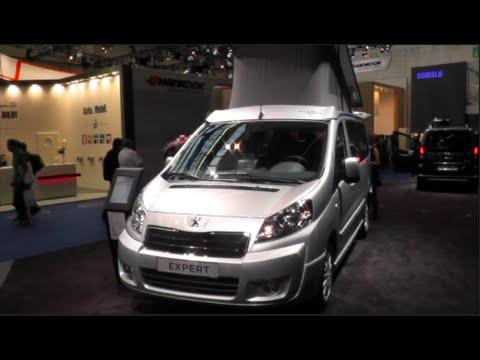 Peugeot Expert Tepee Минивен класса M - рекламное видео 1