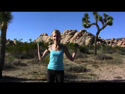 Jak podkręcić mięśnie rąk kobiet