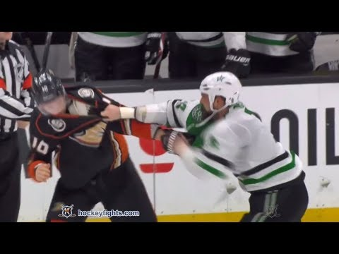 Corey Perry vs. Jamie Benn
