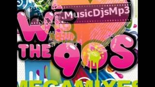 MAD 90s Megamix   Short Radio Edit