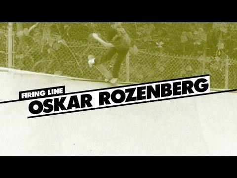 Firing Line: Oskar Rozenberg