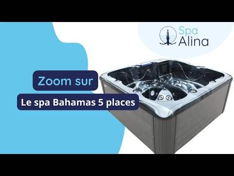 Video Youtube Spa Bahamas 5 Personnes