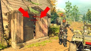 I COULDN'T FIGURE OUT WHERE THEY WERE HIDING INSIDE THE SHED!?!?! HIDE N' SEEK ON *BLACK OPS 4*