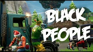 Fortnite | Livestream | Black People | FIXED