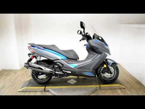 2021 Kymco X-Town 300i ABS in Wauconda, Illinois - Video 1