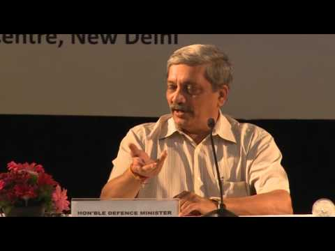 DIIA Inaugural Conference: Q&A with RM Manohar Parrikar Part II