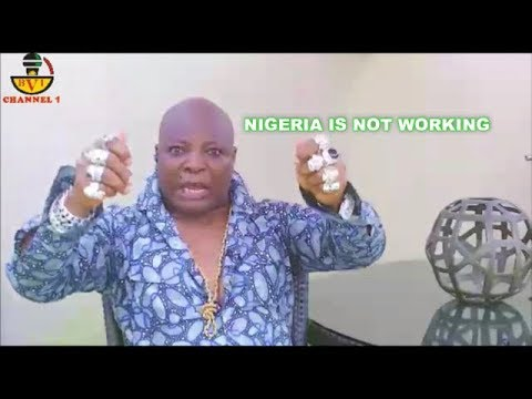 I'm Tired Of This One Nigeria Scam - Charly Boy (Area Fada).