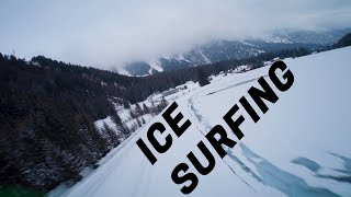 Ice Surfing ????⚡???? | FPV Freestyle