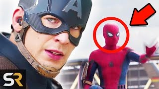 20 Captain America Secrets From Behind The Scenes [KYM]