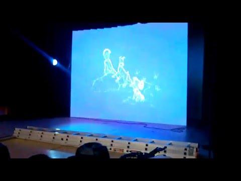 Светодиодные экраны для сцены