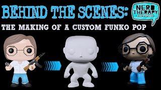 BEHIND THE SCENES: The Making of a Custom Funko POP! - Alvarez from Mafia 3