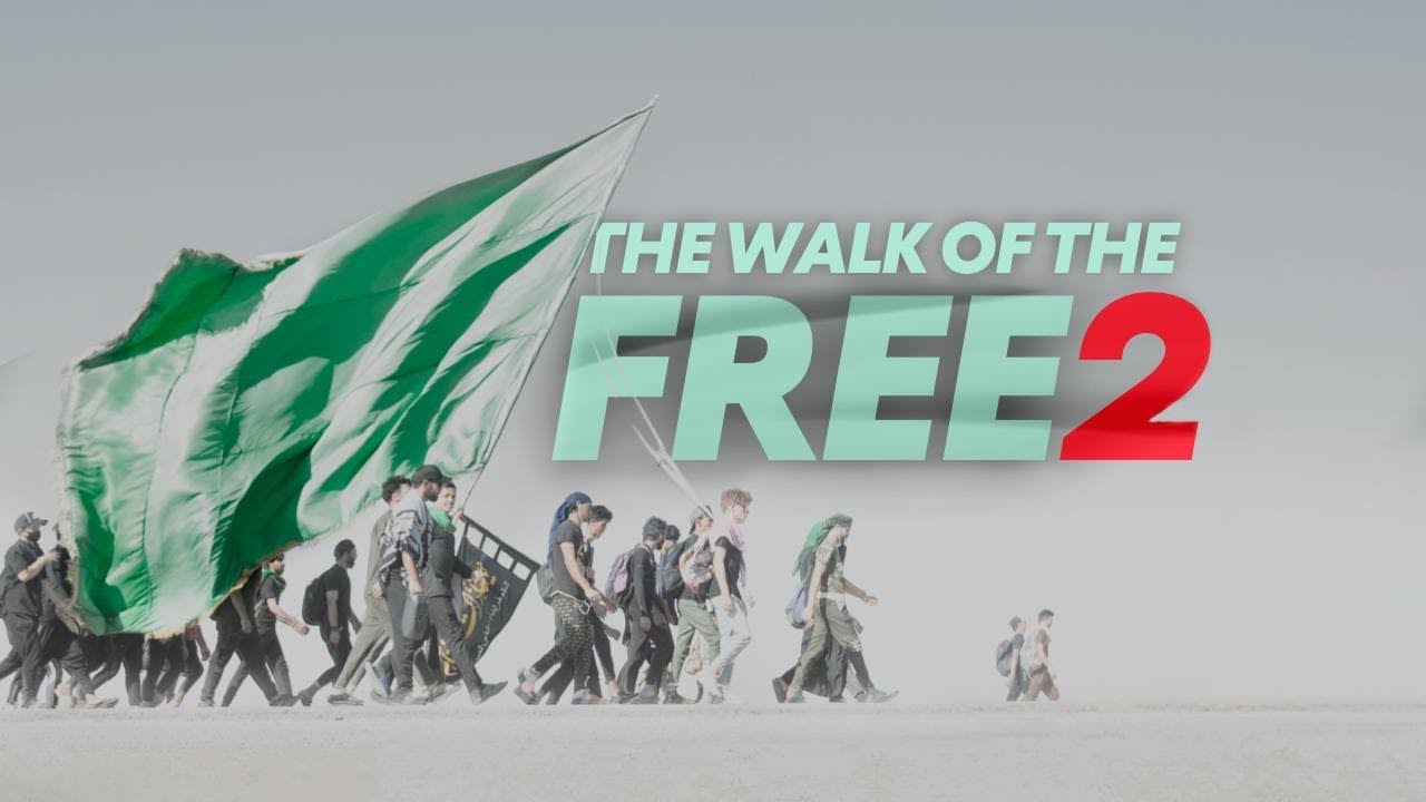 The Walk Of The Free | Part 2