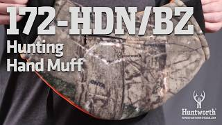 Huntworth 172-HDN Hunting Hand Muff