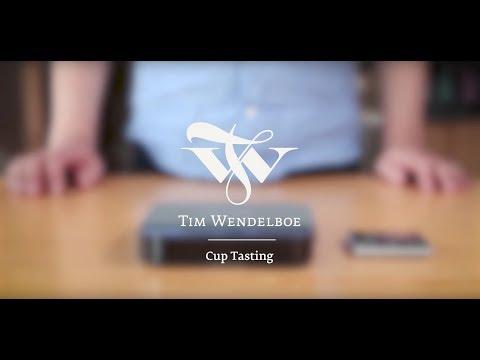Coffee Cup Tasting w/ Tim Wendelboe
