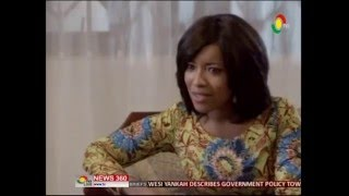 "News360 - Entertainment - ""Shampaign"" Political Drama Series Came Off Last Night - 14/5/2016"