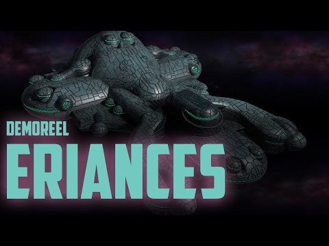 Galaxia: Remember Tomorrow Eriances Race modeling reel 2015