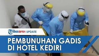Pembunuh Gadis Asal Bandung di Hotel Lotus Garden Kota Kediri Ditangkap, Diduga Pasutri dari Tuban
