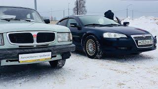 Как изменилась ВОЛГА: ГАЗ 3110 и Volga Siber