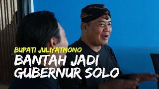 Naikkan Wacana Pembentukan Provinsi Solo Raya, Bupati Karanganyar Bantah Ingin Jadi Gubernur Pertama