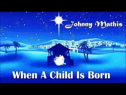 When A Child Is Born   Johnny Mathis  (TRADUÇÃO) HD (Lyrics Video)