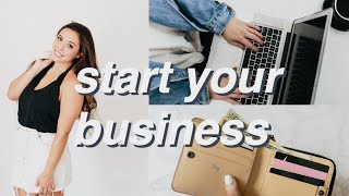 Entrepreneur Starter Kit! The 8 Things You Need to Start Your Business