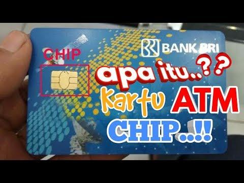 Ganti ATM BRI lama anda dengan ATM Chip GPN