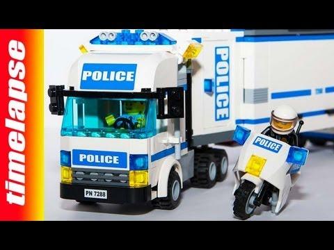 LEGO City! Tutti i veicoli - Timelapse video by Fortura Giocattoli